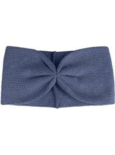 Stirnband Baby /& Kinder Kopfband Ohrschutz Boys Jungen Mädchen Uni Neutral Blau