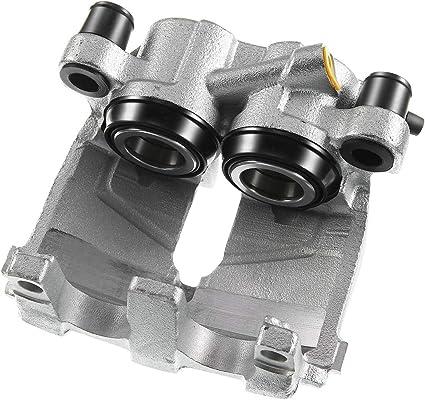 A-Premium Brake Caliper Assembly Compatible with Mercedes-Benz W211 W164 E350 E500 GL320 ML320 R320 R350 2006-2012 Front Side 2-PC