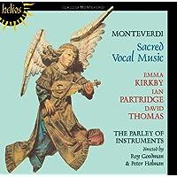 Claudio Monteverdi: Sacred Vocal Music