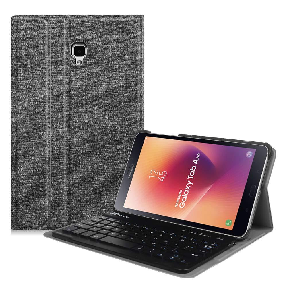 Funda + Teclado Galaxy Tab A 8.0 (2017) FINTIE [7T6F5R1P]