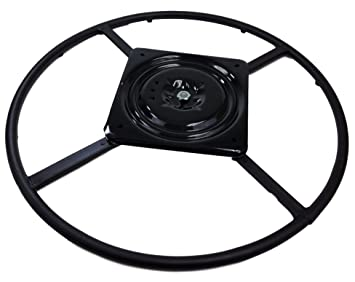True Choice 25 5 Quot Replacement Swivel Ring Base For Recliner Chairs And Other Swivel Base Seating