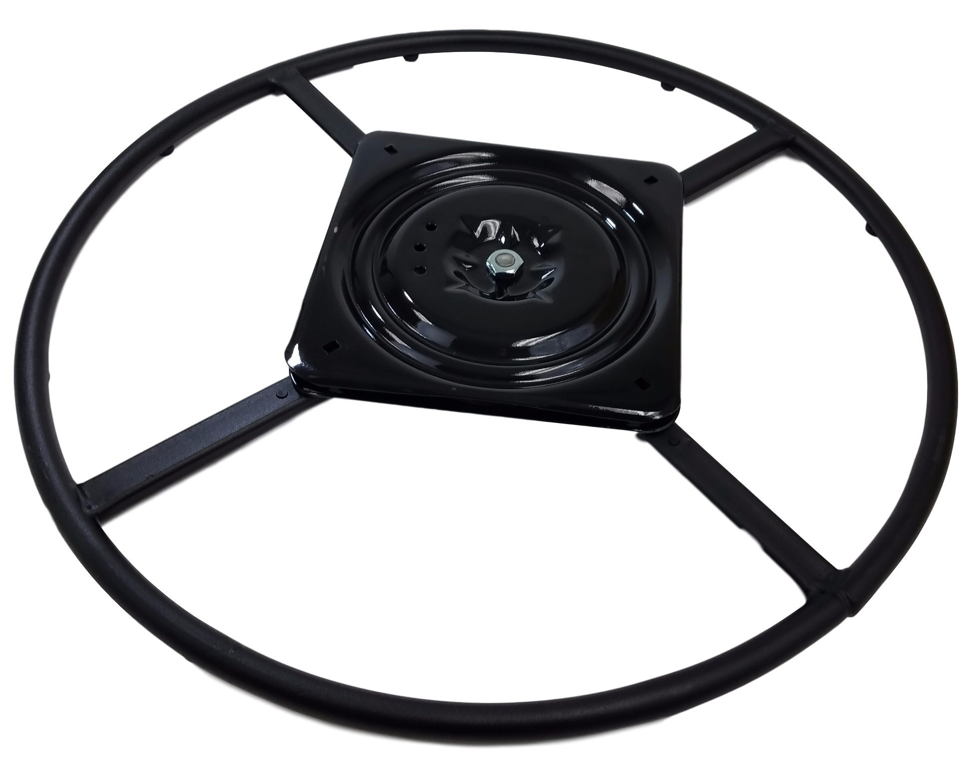 True Choice 24'' Replacement Swivel Ring Base For Recliner Chairs And Other Swivel Base Seating (24 inch)