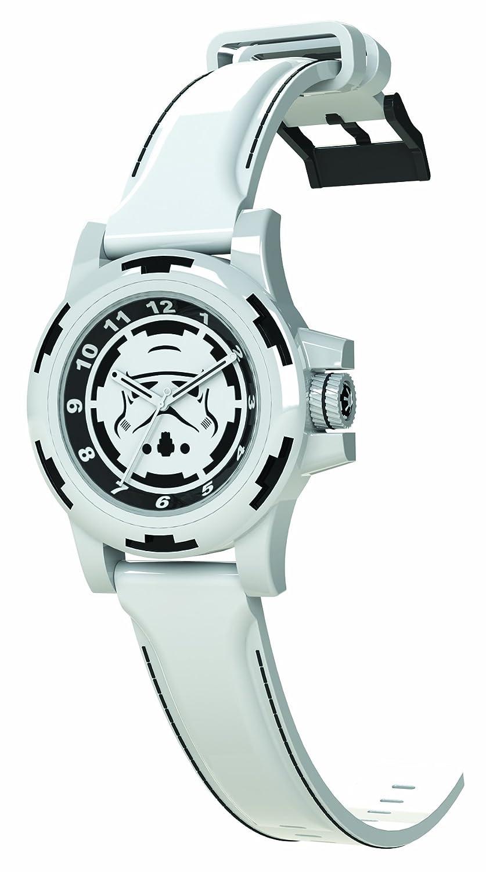 Star Wars Unisex-Armbanduhr Analog Quarz Plastik 218565