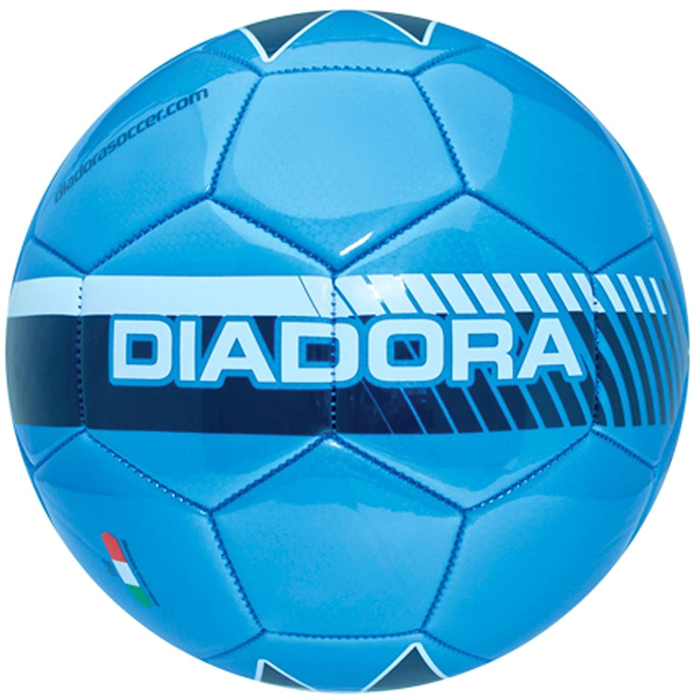 Diadora サッカーボール フルミネイト B00HH88HPI Size 5|スカイブルー スカイブルー Size 5