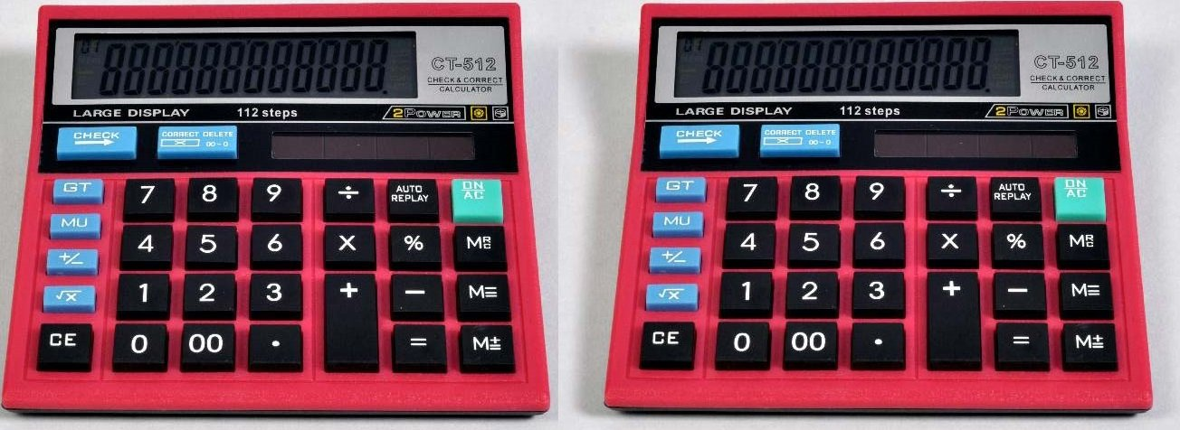 Citllzen Vedant CT -512 12 Digits Display Big Display Calculator