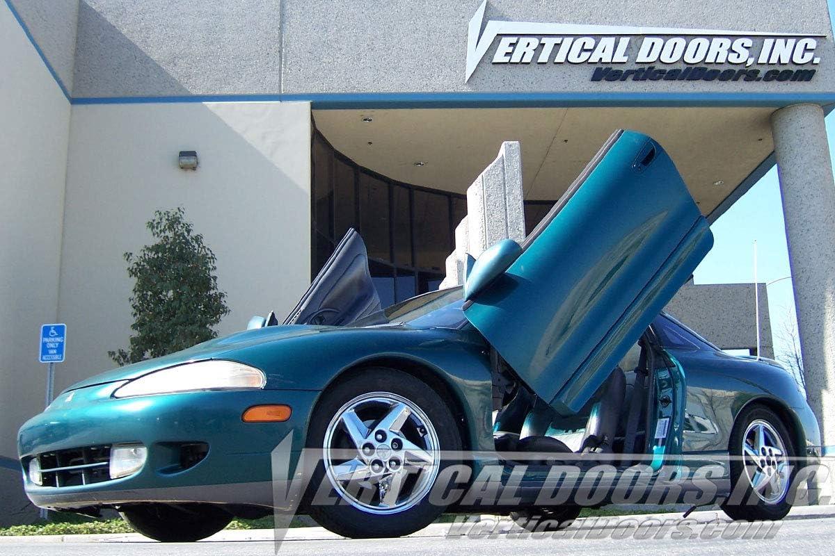 Amazon Com Mitsubishi Eclipse Bolt On Vertical Lambo Doors Kit Vdcme9599 Automotive