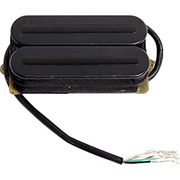 Amazon.com: DiMarzio X2N Humbucker Pickup - Black: Musical Instruments
