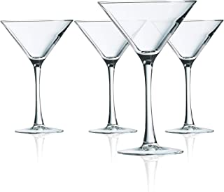 product image for Arc International N7340 Luminarc Cachet 10 Ounce Martini Glass, Set Of 4, Clear