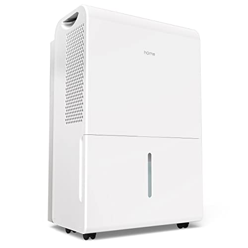 hOmeLabs 2500 Sq Ft Dehumidifier 50 Pint