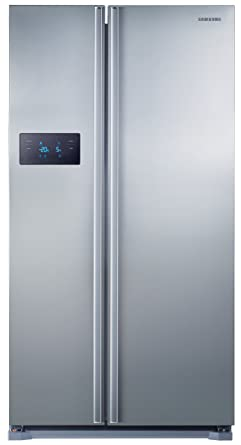 Side-by-side kühlschränke  Samsung SBS7020 Side-by-Side Kühlschrank / A++ / Premium Edelstahl ...