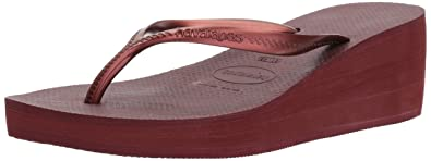 8f009d500bb4 Havaianas Women s High Fashion Sandal
