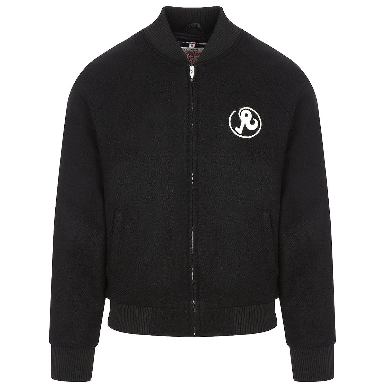 Richardson Men S Harris Tweed Isabelle Car Club Jacket Aw16043