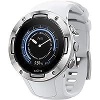 Suunto 5, Reloj multideporte GPS Unisex Adulto, Cristal mineral, Acero inoxidable/Silicona, Negro (All Black…