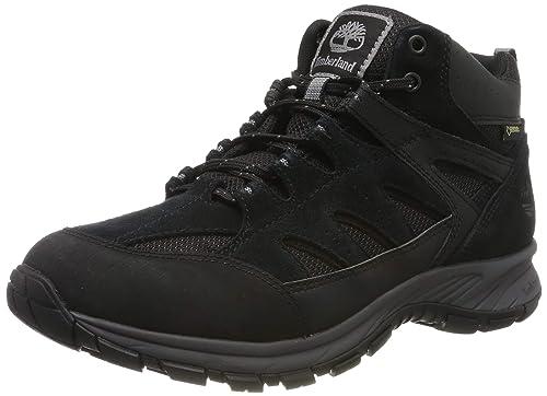 Timberland Herren Sadler Pass Waterproof Mid Goretex Chukka Boots