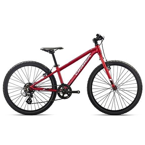 Orbea Mx 24 Dirt Bambini Bicicletta 24 Pollici 7 Gang Mtb Ruota