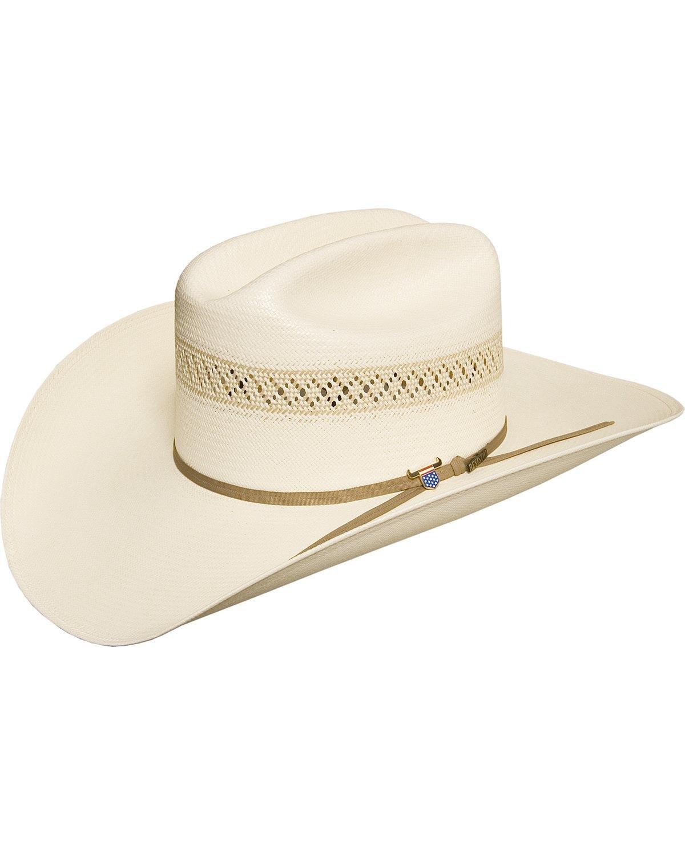 Resistol Men's Wildfire Hat, Natural, 7 1/2