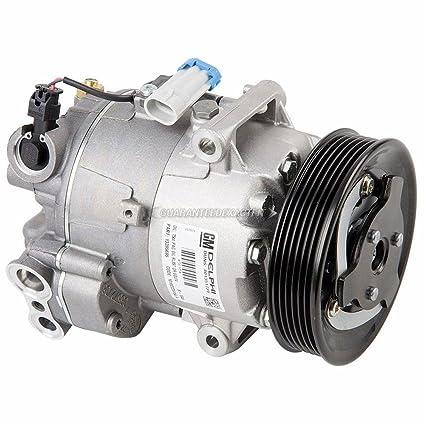 Amazon com: AC Compressor & A/C Clutch For Chevy Cruze 2011