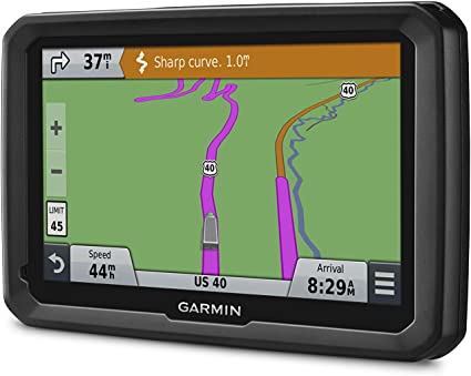 Garmin Dezl 770lmthd Truck Gps Navigator With 7 Inch Glass Display Free Lifetime Map Updates And Traffic Amazon Com