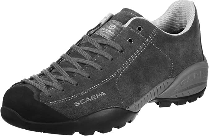 SCARPA Neutron G Trail Running Shoe M, Trail Running Uomo Titanium Grasshopper 41 EU