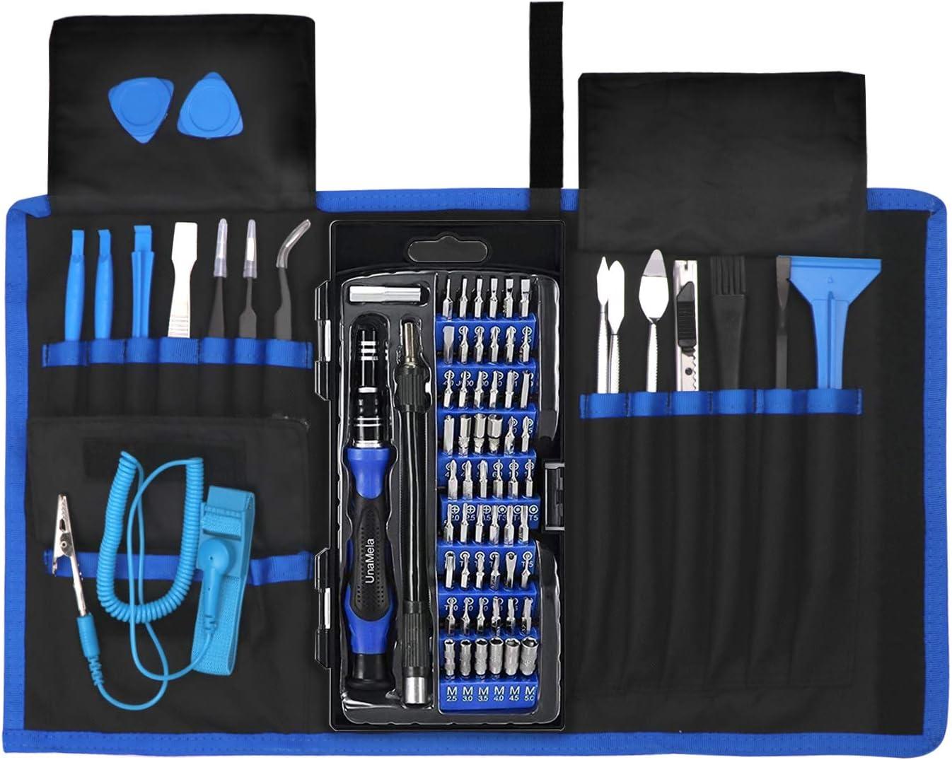 Kit de herramientas profesional reparación de computadoras