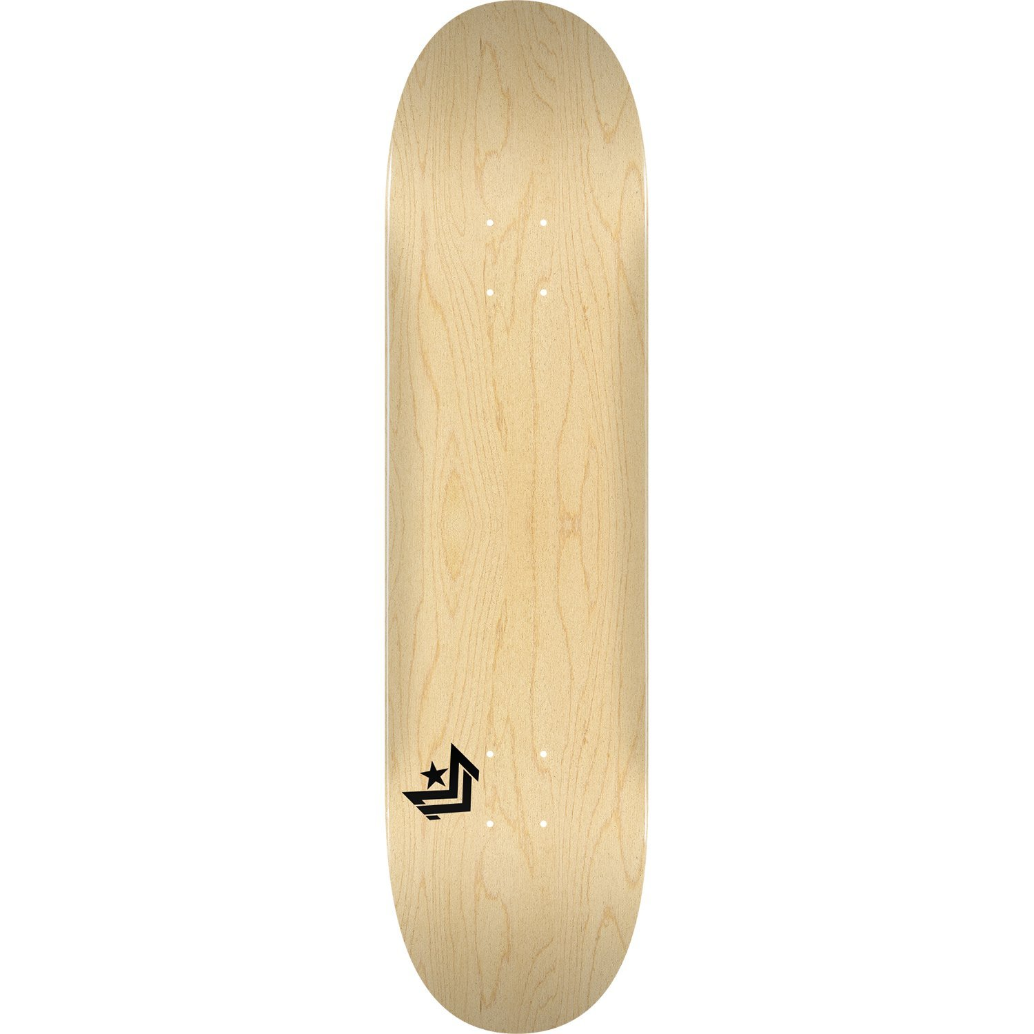 mini-logoデッキ248 /K - 20 – 8.25 Chevron Natural – Assembled as complete skateboard   B07CPKM9FY, ギフトショップナコレ 3a9d545b
