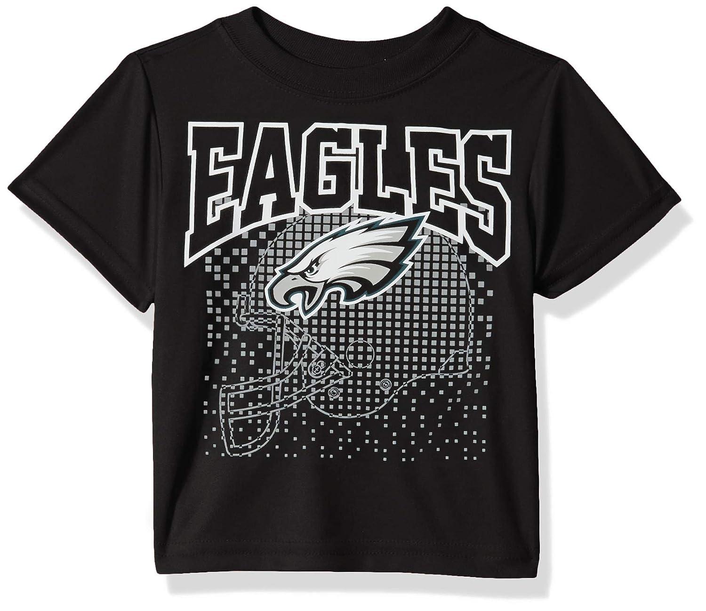 良質  Gerber Childrenswear NFL Philadelphia Childrenswear Eagles Boys 2018Short Sleeve Months Team NFL Logo Tee, Black, 12 Months B07BS4CJ9F, あっとあるん:dff0fe6b --- senas.4x4.lt