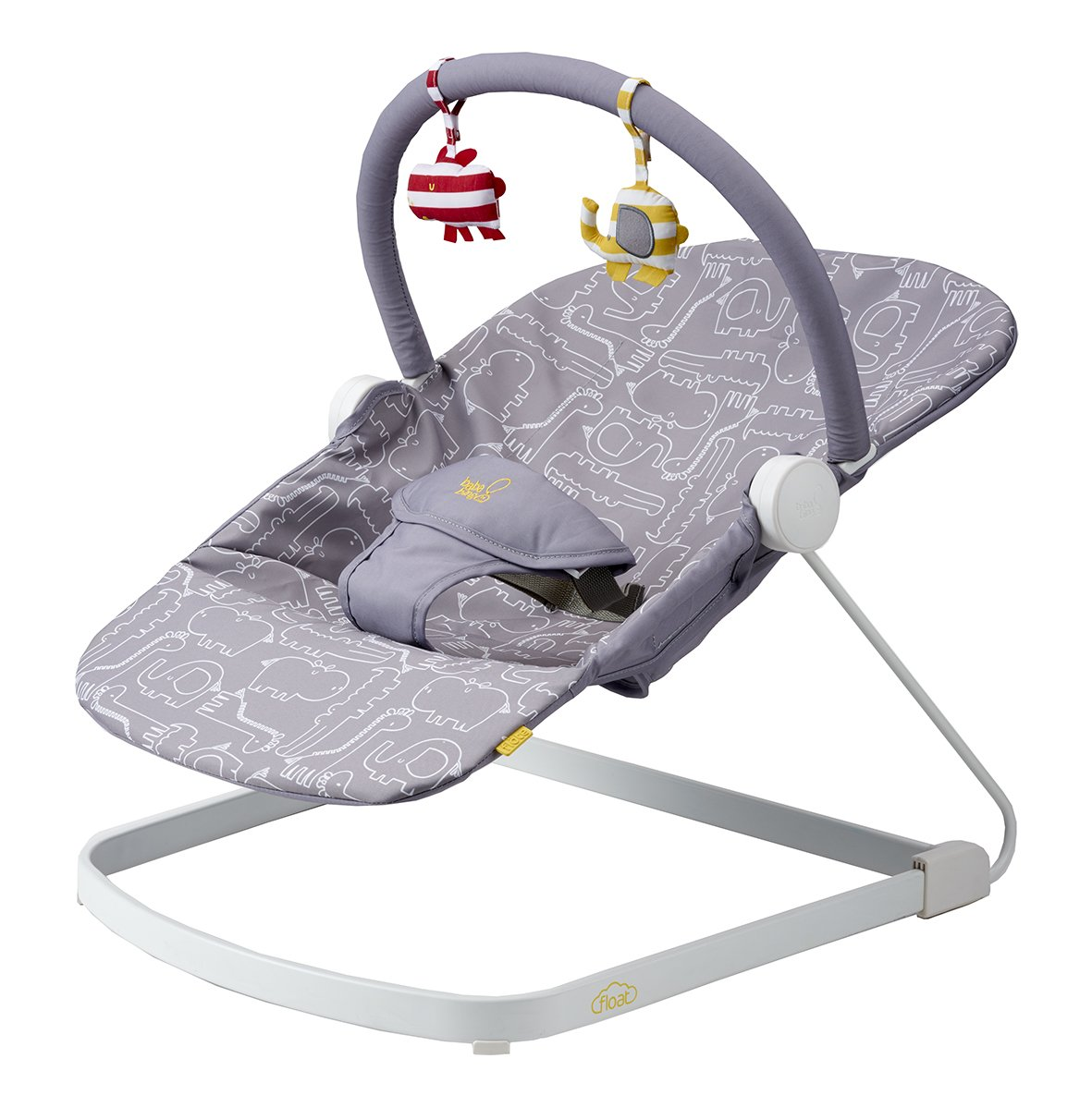 Bababing! Float Baby Bouncer (Grey) BB49-001