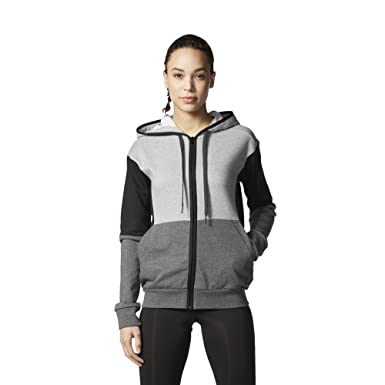adidas Young Co TS Chandal, Mujer, Gris (Brgros/Brgrin/Negro), XXS ...