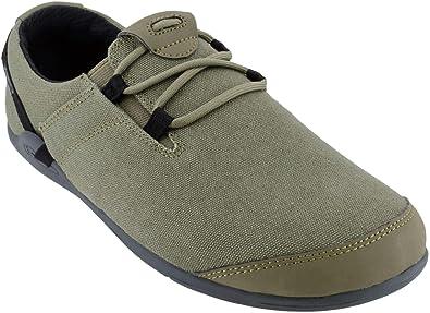 Xero Shoes Men's Hana Casual Shoe - Lightweight, Zero Drop Canvas Sneaker