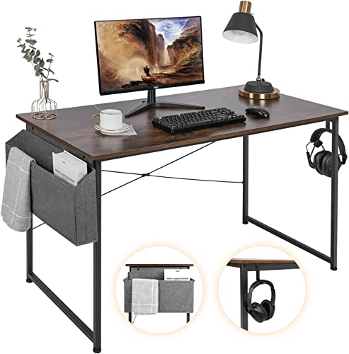 AuAg 47'' Computer Desk Home Office Desk