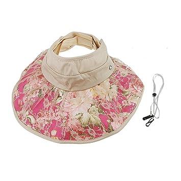 Women Visor Hat c393c9aa6d4
