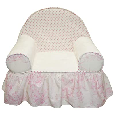 Heaven Sent Girl Kids Club Chair: Kitchen & Dining