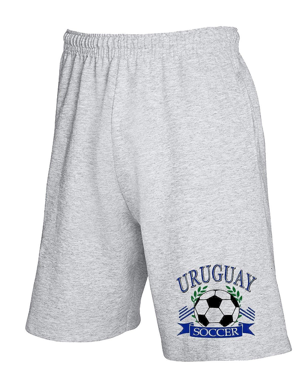 Speed Shirt WC0120 Uruguay LA Celeste - Pantalón Corto de chándal ...