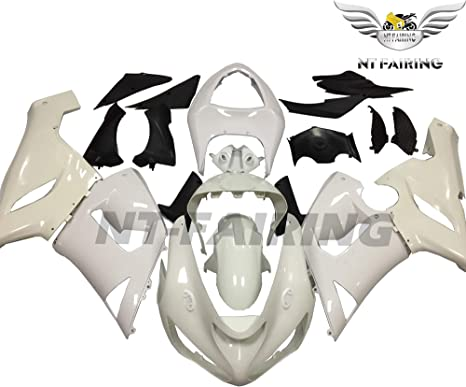 Amazon.com: NT FAIRING Fit for Kawasaki Ninja ZX6R ZX10R ...