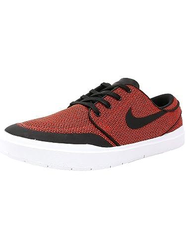 6b382da070b52 Nike Men's Stefan Janoski Hyperfeel Xt Max Orange/Black Ankle-High  Skateboarding Shoe -