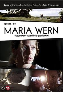 maria wern saison 1 vf