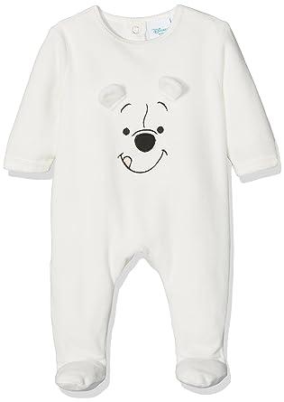 9a87fa6d42440 Z Dors-Bien Winnie l ourson Grenouillère Bébé garçon Écru (Écru) 3-6 Mois  (Taille Fabricant  6M) Lot de  Amazon.fr  Vêtements et accessoires