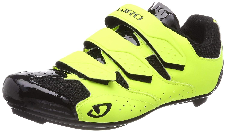 Giro Techne Cycling Shoes – Men 's 39 Highlight Yellow/Black B075RX2RQY