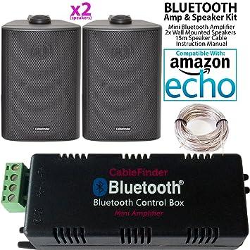 Smart Home Bluetooth Verstärker & 2 x: Amazon.de: Elektronik