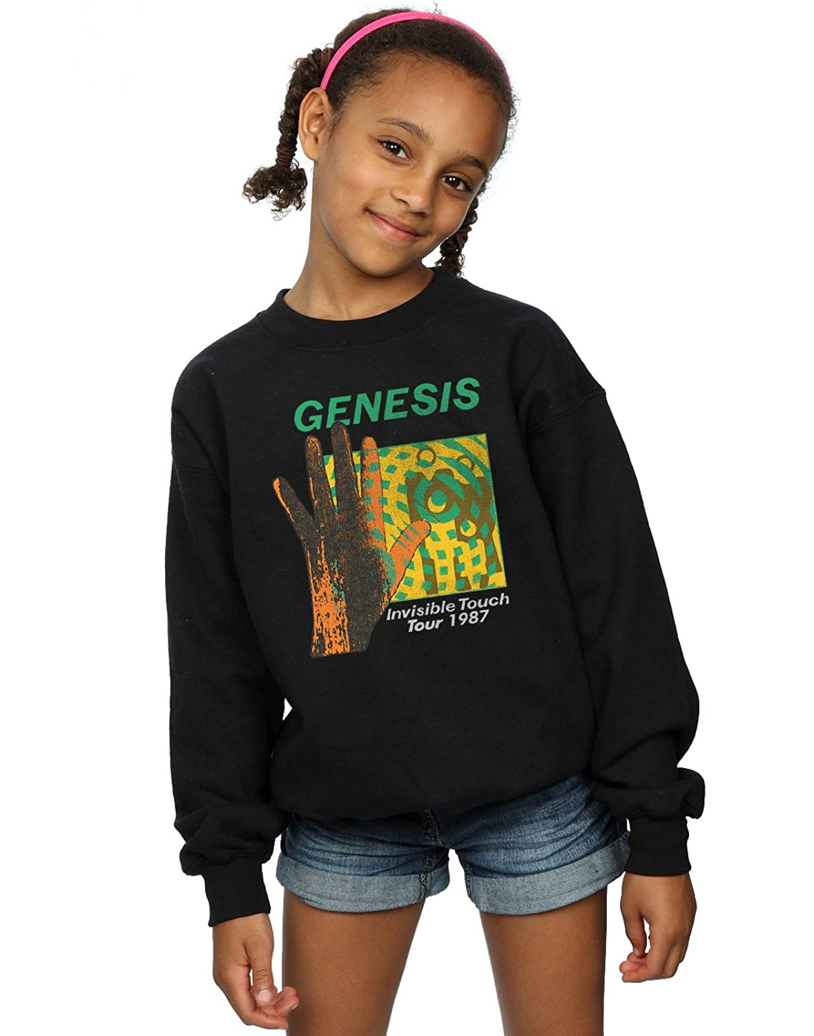 Genesis Fille Invisible Touch Tour Sweat-Shirt