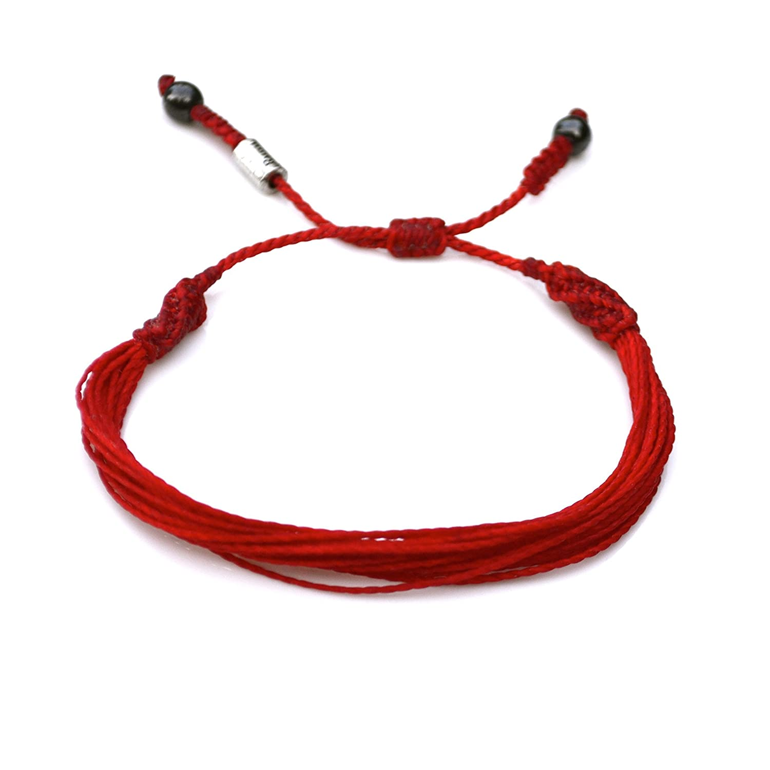 set from image of pieces product made red bracelet ceramic against products envy