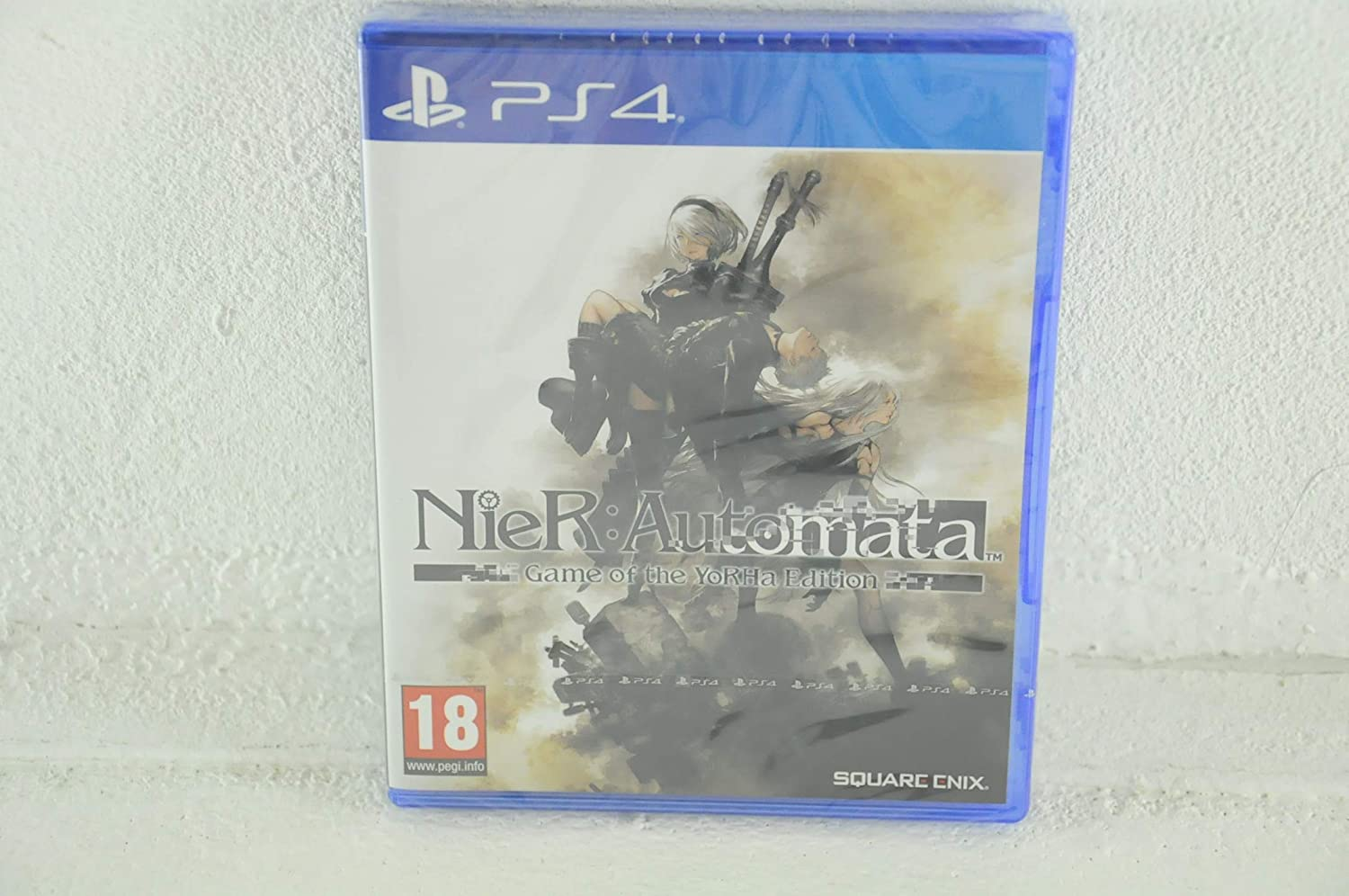 PS4 NieR: Automata Game of the YoRHa Edition: Amazon.es: Videojuegos
