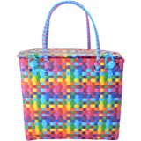 Shraddha Collections Picnic Basket( 12.5 x 15 x 10.5in)