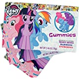 My Little Pony Candy Gummy Characters Theater Box (Pack of 3)
