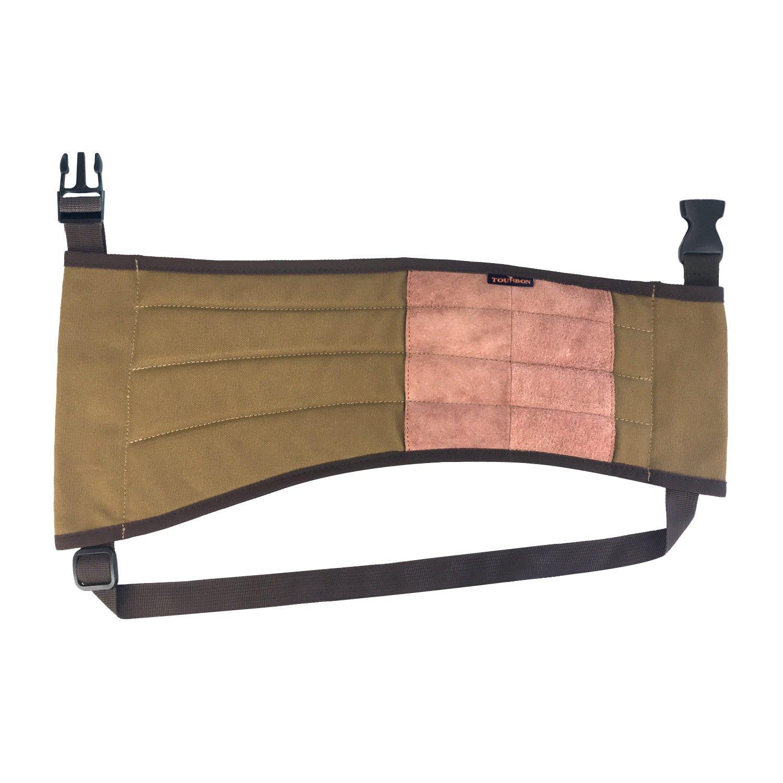 TOURBON Adjustable Rifle Shotgun Shield Shoulder Protector Recoil Pad