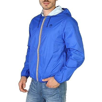 Scuola Nautica Italiana 711502 Chaquetas Hombre Azul XXL