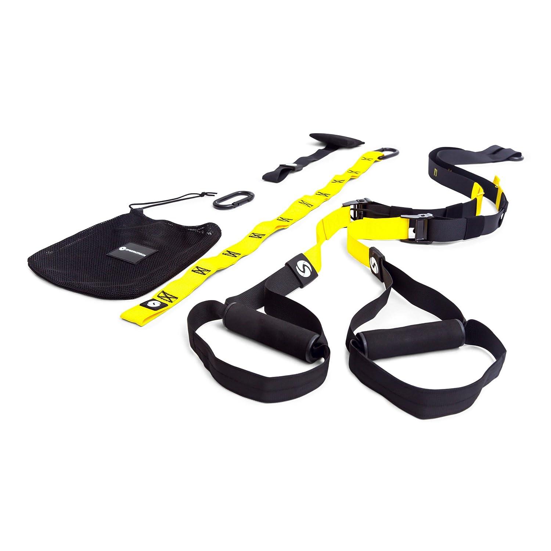 aec3a5ac758792 Écharpe de Trainer + ancre de porte + Set de Passants Support ...