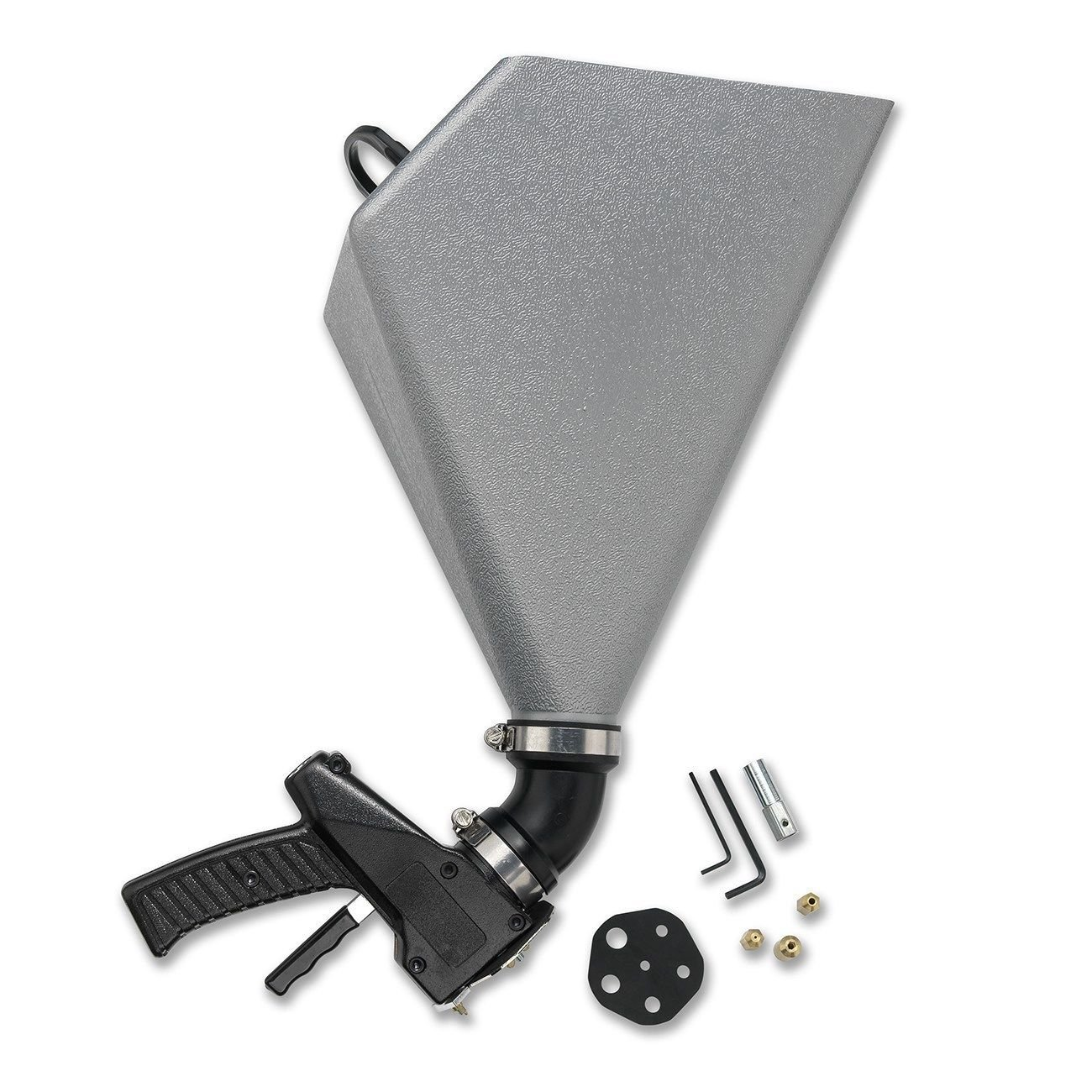 Car Paint Tool Air Texture Hopper Gun Spray Pistol Drywall Painting Tools Pro Pneumatic Durable Plastic - Skroutz by Skroutz (Image #2)