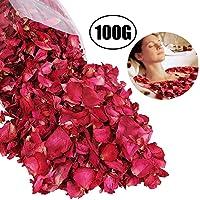 Pétalos de Rosa Secos Naturales Lvcky100 g