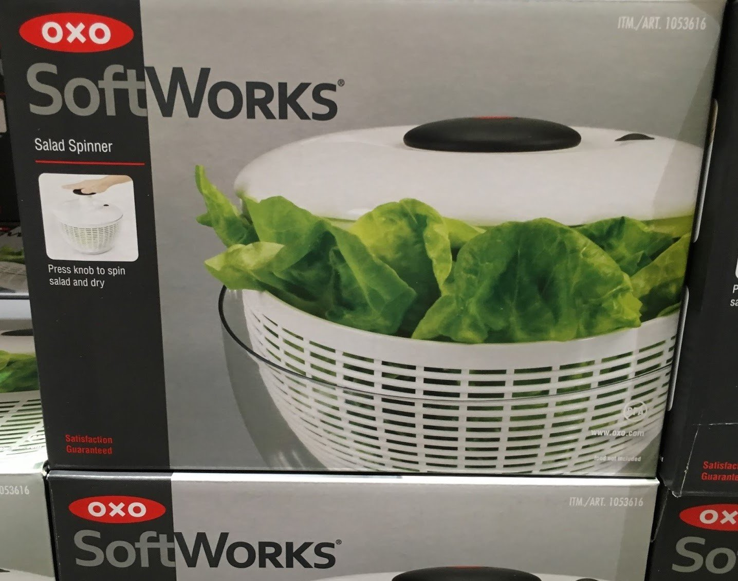 OXO Good Grips Salad Spinner with Storage Lid